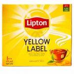 شاي ليبتون 100 فتله
